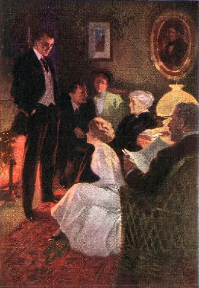 Christmas Day in the Evening, by Grace Richmond